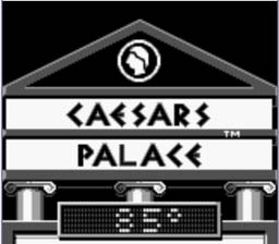 Caesars Palace Gameboy Screenshot 1