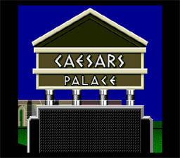 Caesars Palace Genesis Screenshot Screenshot 1