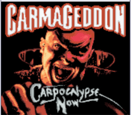 CarmaGeddon GBC Screenshot Screenshot 1