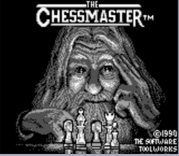 Chess Master Gameboy Screenshot Screenshot 1