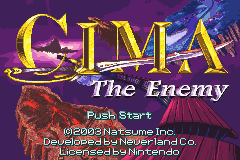 Cima The Enemy screen shot 1 1
