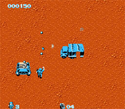 Commando screen shot 2 2