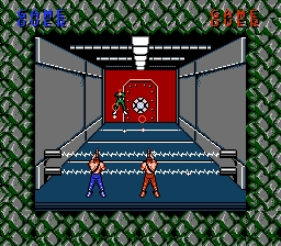 Contra NES Screenshot Screenshot 3