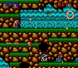 Contra NES Screenshot Screenshot 4