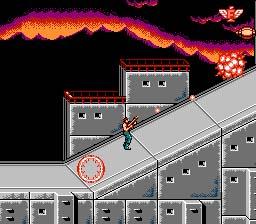 Contra Super C NES ScreenShot3 Descargar Juegos de recuerdo portables mame megapost parte 5 MF Gratis