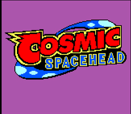 Cosmic Spacehead Gamegear Screenshot Screenshot 1