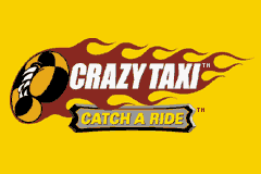 Crazy Taxi: Catch A Ride GBA Screenshot Screenshot 1