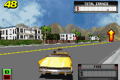Crazy Taxi: Catch A Ride screen shot 2 2