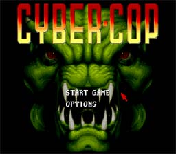 Cyber Cop Genesis Screenshot Screenshot 1