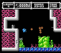 Cybernoid NES Screenshot 2