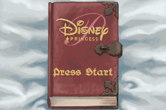 Disney Princess GBA Screenshot Screenshot 1