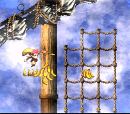 Donkey Kong Country 2: Diddy's Kong Quest screen shot 4 4