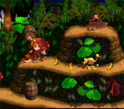 Donkey Kong Country (SNES) Donkey_Kong_Country_SNES_ScreenShot3