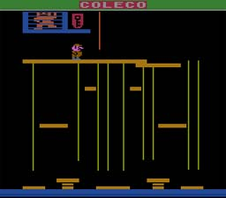 Donkey Kong Jr. Atari 2600 Screenshot Screenshot 1