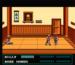 Double Dragon 3 NES Screenshot 2