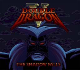 Double Dragon 5: The Shadow Falls SNES Screenshot Screenshot 1