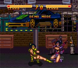 Double Dragon 5: The Shadow Falls screen shot 2 2
