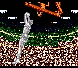 Double Dribble NES ScreenShot4 Top 10 Old School 80s Sports Video Games