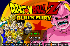 Dragon Ball Z Buu's Fury GBA Screenshot Screenshot 1