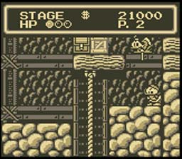 Duck Tales 2 Gameboy Screenshot Screenshot 2