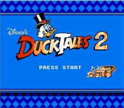 Duck Tales 2 NES Screenshot 1