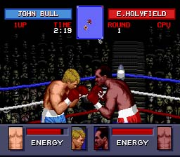 Evander Holyfield Real Deal Boxing screen shot 2 2