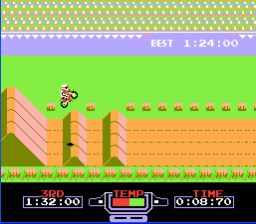 Excite Bike screen shot 3 3