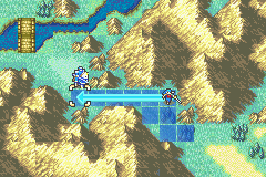 Fire Emblem The Sacred Stones screen shot 2 2