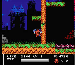 Gargoyle's Quest 2 screen shot 2 2