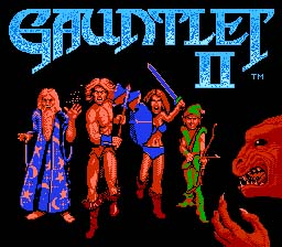 Gauntlet_2_nes_screenshot1