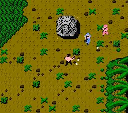 Ikari Warriors NES Screenshot Screenshot 3