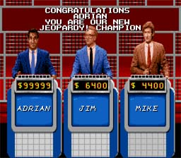 Jeopardy! Deluxe Edition screen shot 4 4