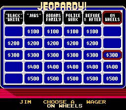 Jeopardy Junior Edition screen shot 2 2