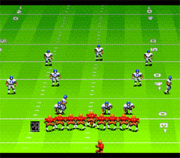 John Madden Football screen shot 2 2