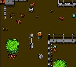Jurassic Park (NES video game) Jurassic Park NES