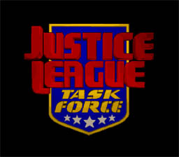 Justice League Task Force SNES Screenshot Screenshot 1