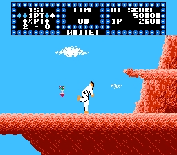 Karate Champ NES Screenshot Screenshot 4