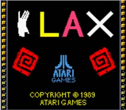 Klax GBC Screenshot Screenshot 1