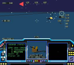 LHX Attack Chopper screen shot 2 2