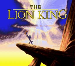 Lion King Genesis Screenshot Screenshot 1