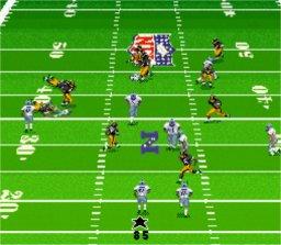 Madden NFL 97 SNES Screenshot Screenshot 2