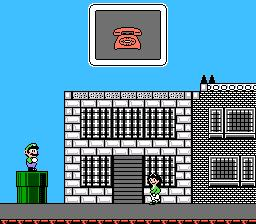 Mario Is Missing! NES Screenshot Screenshot 2