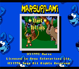 Marsupilami Genesis Screenshot Screenshot 1