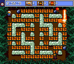 Mega Bomberman screen shot 3 3