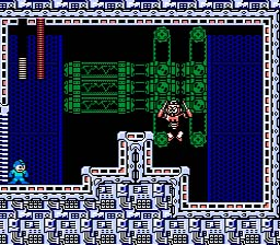 Mega Man 3 screen shot 4 4