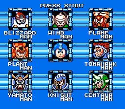 [Game java hot] Megaman 6