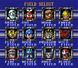 Mega Man Soccer screen shot 3 3