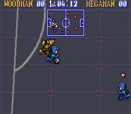 Mega Man Soccer screen shot 4 4
