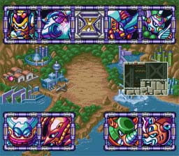 Mega Man X 3 screen shot 3 3