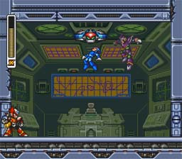 Mega Man X 3 screen shot 4 4